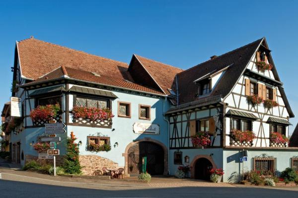 Hotel Pictures: Hotel Restaurant Faller Emmebuckel, Itterswiller