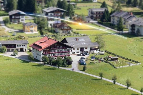 ホテル写真: Pension Königshof, Mallnitz