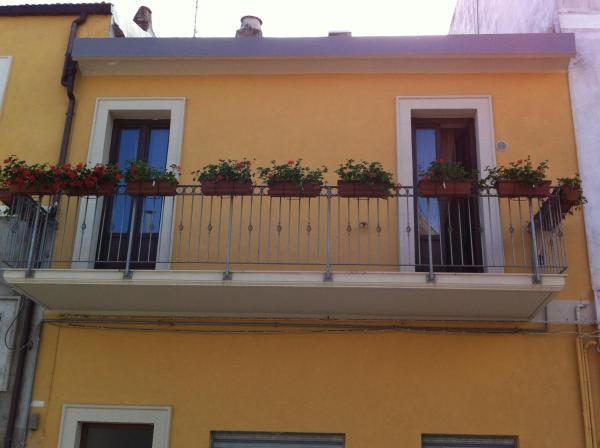 Double with Balcony