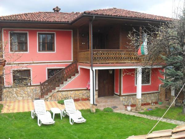 Fotos do Hotel: Borimechkovata Kashta, Koprivshtitsa