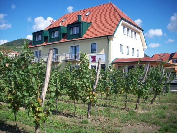 Foto Hotel: Hotel Garni Weinquadrat, Weissenkirchen in der Wachau
