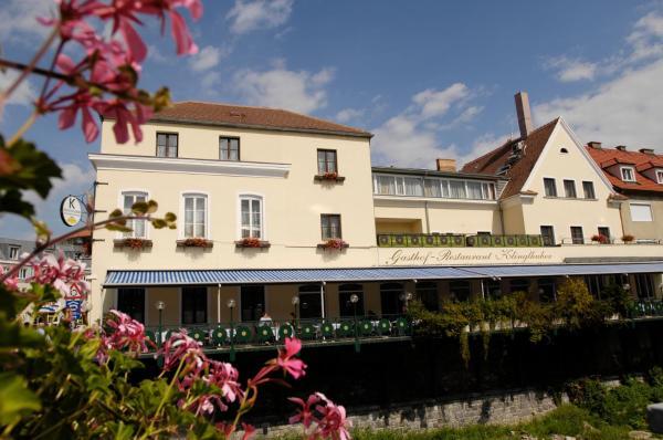酒店图片: Gasthof Klinglhuber, 多瑙河畔克雷姆斯