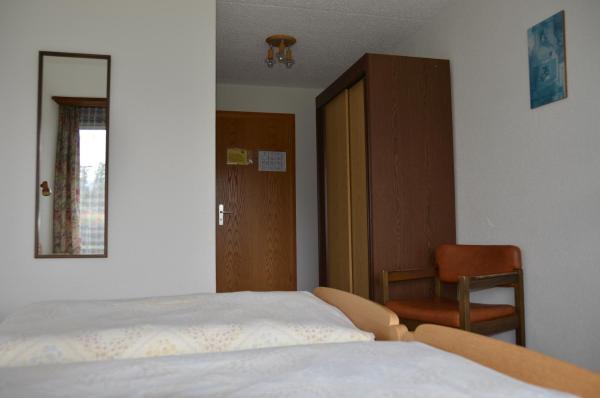 Economy Double or Twin Room with Balcony