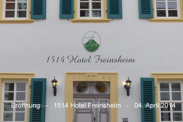 Hotel Pictures: 1514 Boutique Hotel Freinsheim, Freinsheim
