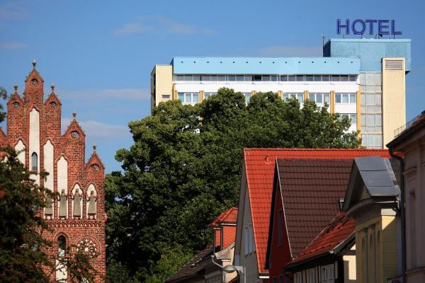 Hotelbilleder: Hotel Am Ring Neubrandenburg, Neubrandenburg