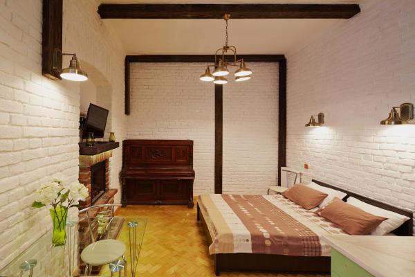 Studio Apartment - Rymlyanina Street 7