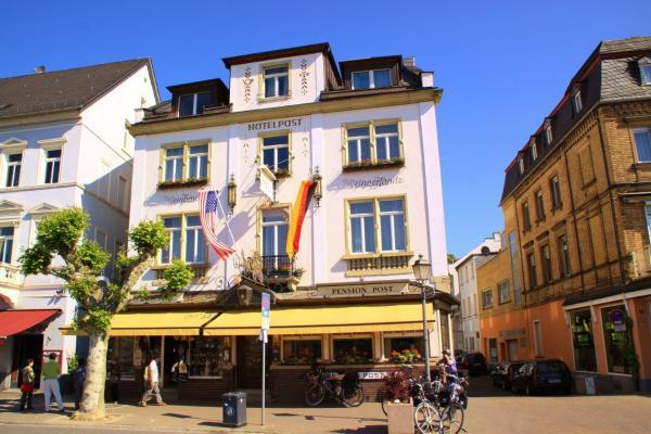 Hotel Pictures: Pension Post Rüdesheim, Rüdesheim am Rhein