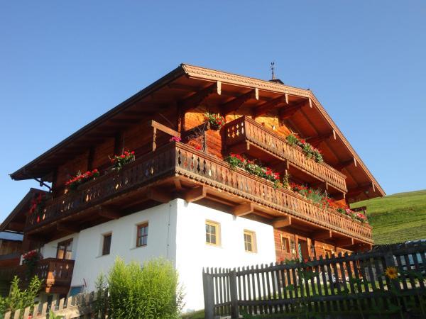 Hotel Pictures: Gästehaus Biobauernhof Brennsteinhof, Mittersill