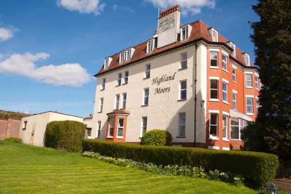 Hotel Pictures: Highland Moors, Llandrindod Wells