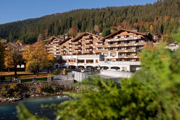 Hotel Pictures: Silvretta Parkhotel, Klosters