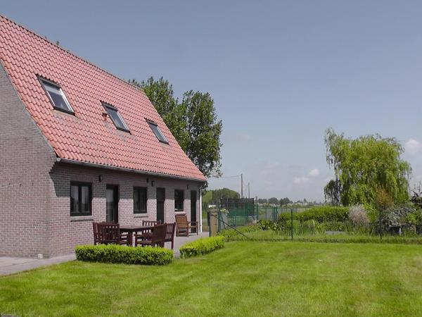 ホテル写真: De Groene Dreve, Alveringem
