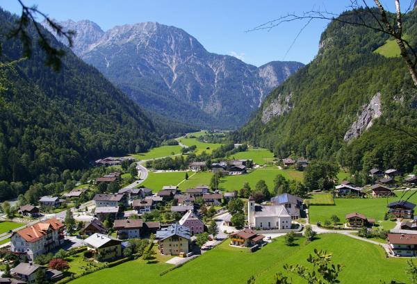 Hotellikuvia: Landgasthof Seisenbergklamm, Weissbach bei Lofer
