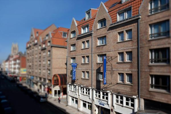 Hotel Pictures: Hôtel Welcome - Dunkerque Centre, Dunkerque