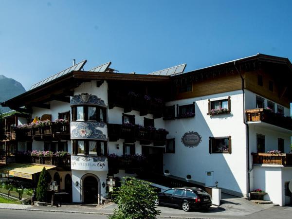 Fotos do Hotel: Appartements Al Castagno, Ehrwald