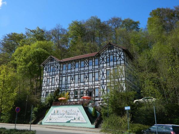 Hotel Pictures: Wanderherberge Rennsteig, Ruhla