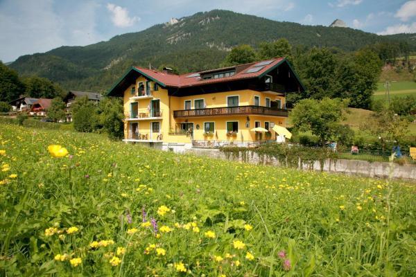ホテル写真: Haus Daheim, ザンクト・ヴォルフガング