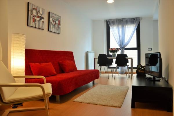 Hotel Pictures: Apartamentos Jurramendi, Estella