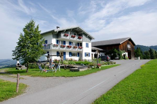 Zdjęcia hotelu: Berghof Vöglerbrand, Andelsbuch