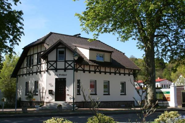 Hotelbilleder: Zum Schlossgarten, Ralswiek