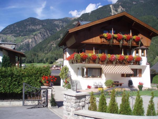 Hotellikuvia: Haus Rosi, Umhausen