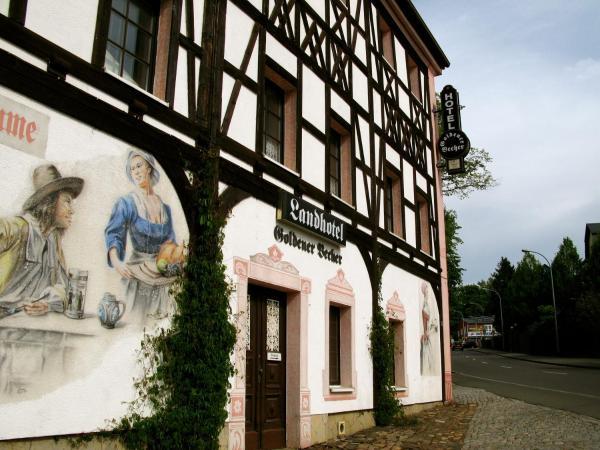 Hotel Pictures: Landhotel Goldener Becher, Limbach - Oberfrohna