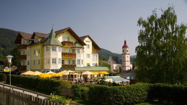 Hotelbilleder: Familienhotel Herbst, Fladnitz an der Teichalm