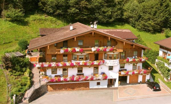 Fotos do Hotel: Landhaus Granat, Mayrhofen