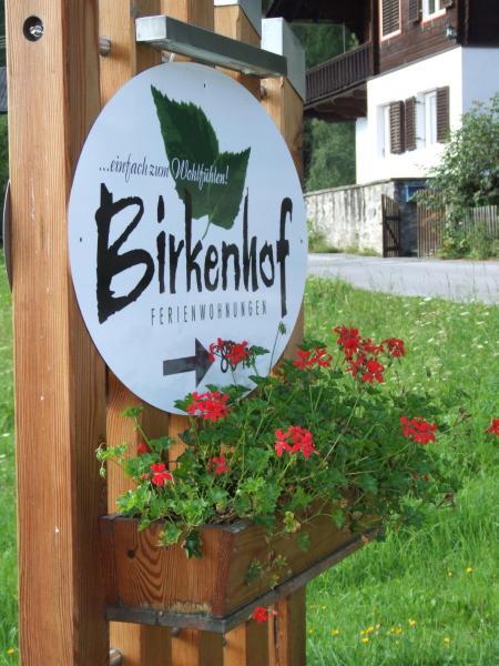 Hotellikuvia: Birkenhof, Sankt Veit in Defereggen
