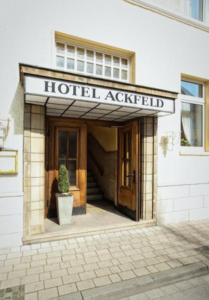 Hotelbilleder: Ackfeld Hotel-Restaurant, Büren