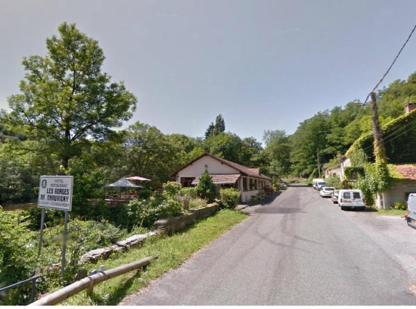 Hotel Pictures: Hotel Restaurant Les Gorges de Chouvigny, Chouvigny