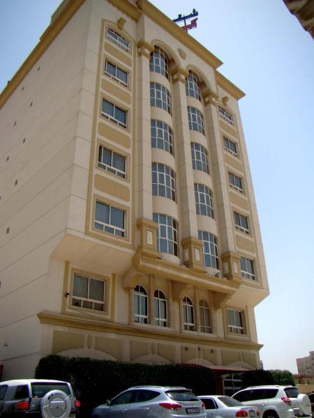 Hotelbilleder: Queen Inn Apartments, Ras al Khaimah