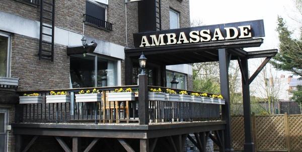 Fotografie hotelů: Hotel Ambassade, Waregem