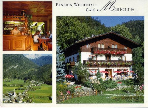Hotelbilder: Pension Wildental, Sankt Martin bei Lofer