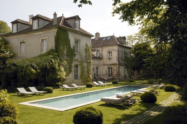 Hotel Pictures: La Minotte B&B, Montfort-l'Amaury