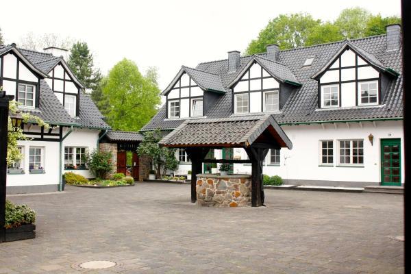Hotelbilleder: Altenbrücker Mühle, Overath