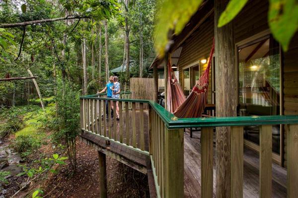 ホテル写真: Narrows Escape Rainforest Retreat, Montville