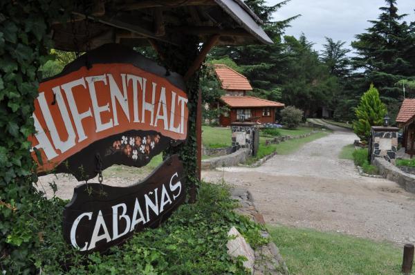 Fotos de l'hotel: Cabañas Aufenthalt, Villa General Belgrano