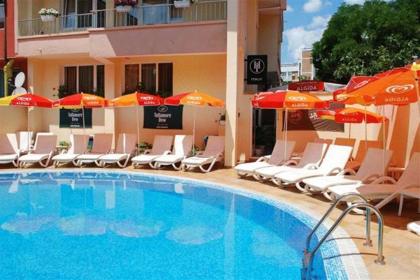Fotos de l'hotel: Italia Hotel, Nesebar