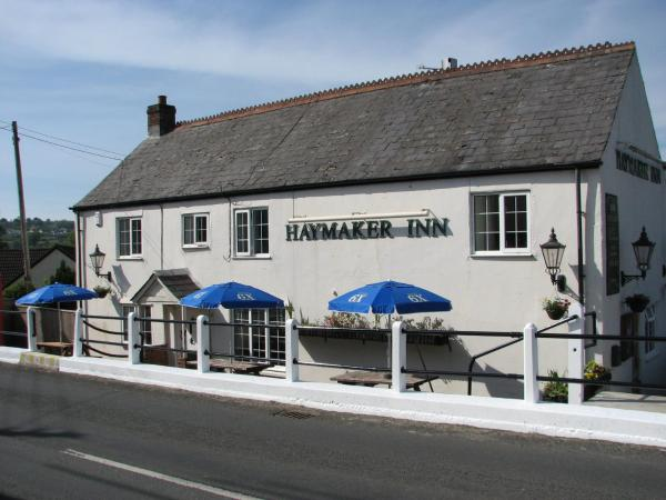 Hotel Pictures: The Haymaker Inn, Chard