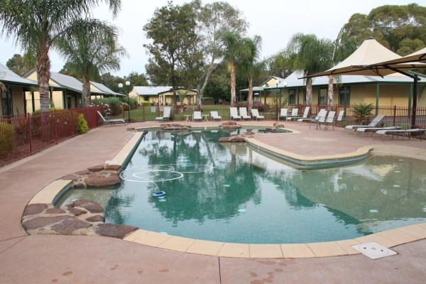Foto Hotel: Murray River Resort, Moama