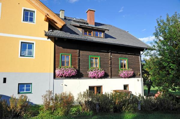 Hotelbilleder: Ferienwohnungen Sauschneiderhof, Mariapfarr