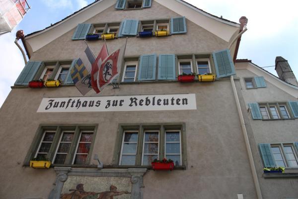Hotel Pictures: Zunfthaus zur Rebleuten, Chur