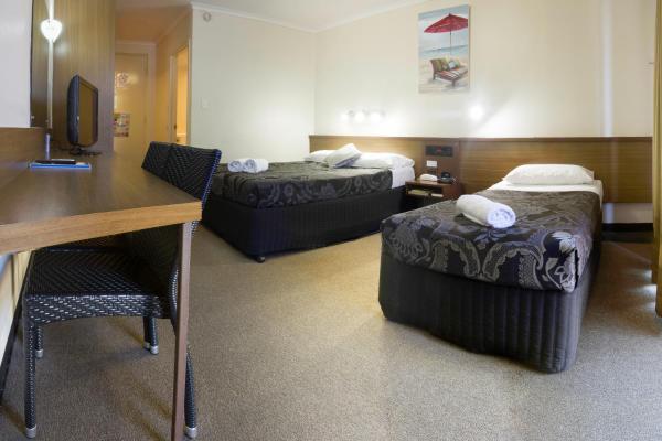 Zdjęcia hotelu: Miners Lodge Motor Inn, Mackay