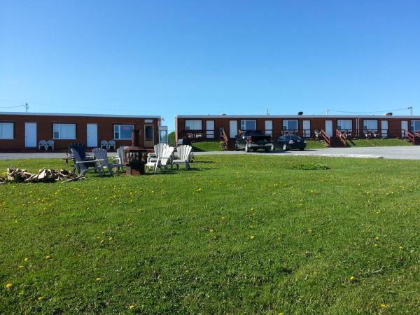 Hotel Pictures: Motel du Haut Phare, Cap-des-Rosiers
