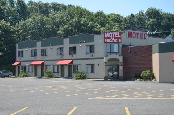 Hotel Pictures: Motel Le Pocatois, La Pocatiere