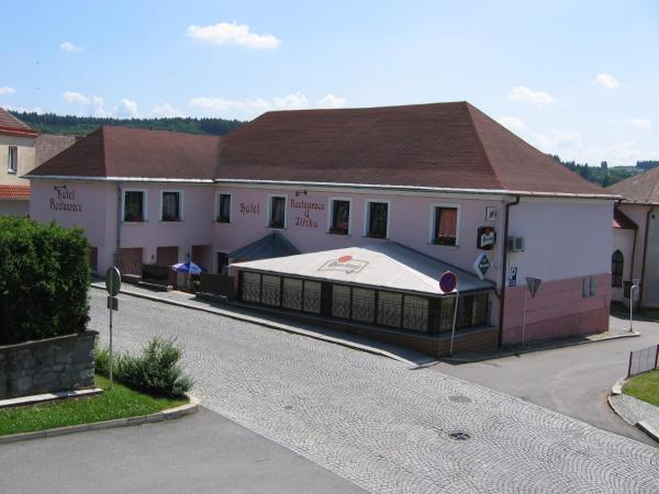 Hotel Pictures: Hotel U Jiřího, Humpolec