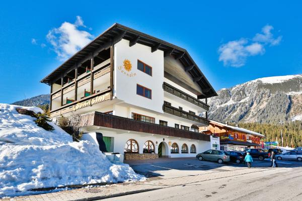 Fotografie hotelů: Appartementhaus Sonnalm, Berwang
