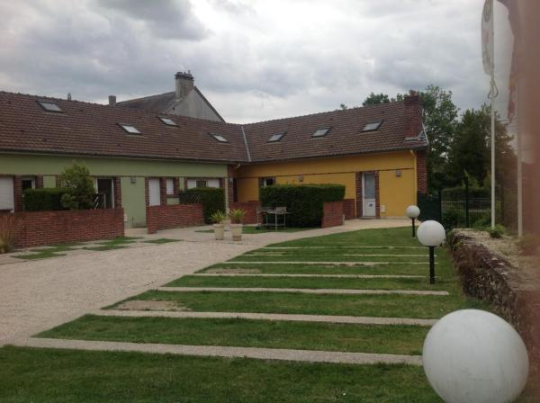 Hotel Pictures: Gite des Jardins du Moulin, Moussy