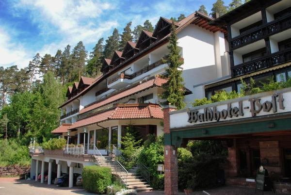 Hotel Pictures: Waldhotel Post, Bad Liebenzell