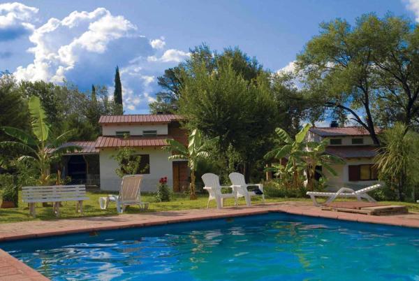 ホテル写真: Complejo El Zorzal, La Granja